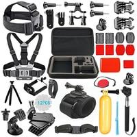 Tekcam Camera Accessories for Yi 4k/Yi Lite/Mijia 4K/Gopro/Go pro hero 6/7/Go pro hero5/Mount and Fastenings for Gopro 5/6