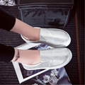 Selling 2016 brand casual shoes breathable leisure shoes with flat bottom thick size 36 to 40