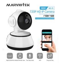 720 P беспроводной IP камера Wi Fi товары теле и видеонаблюдения Мини HD ночное видение детские для слежки за домашней безопасностью сетевая камера видеонаблюдения ИК