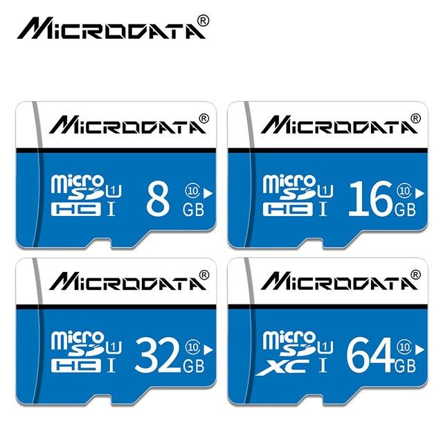 חדש סגנון Class 10 מיקרו SD כרטיס 8 gb 16 gb 32 gb 64 gb זיכרון כרטיס microsd מיני SD כרטיס 32 gb 64 gb SDHC SDXC TF כרטיס עבור Smartphone
