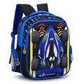 Children School bags Car Printing Kindergarten Backpack for Children Primary School Bags Boy Rugzakken Shoulder Student Bag