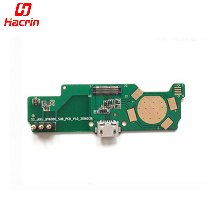 For Blackview BV6000 USB Board usb plug charge controller board repair replacement Accessory for Blackview BV6000S