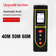 Buy VCHON yellow 40M 50M 60M hand – held laser range finder tape measure rangefinders for hunting laser metre golf rangefinder metro