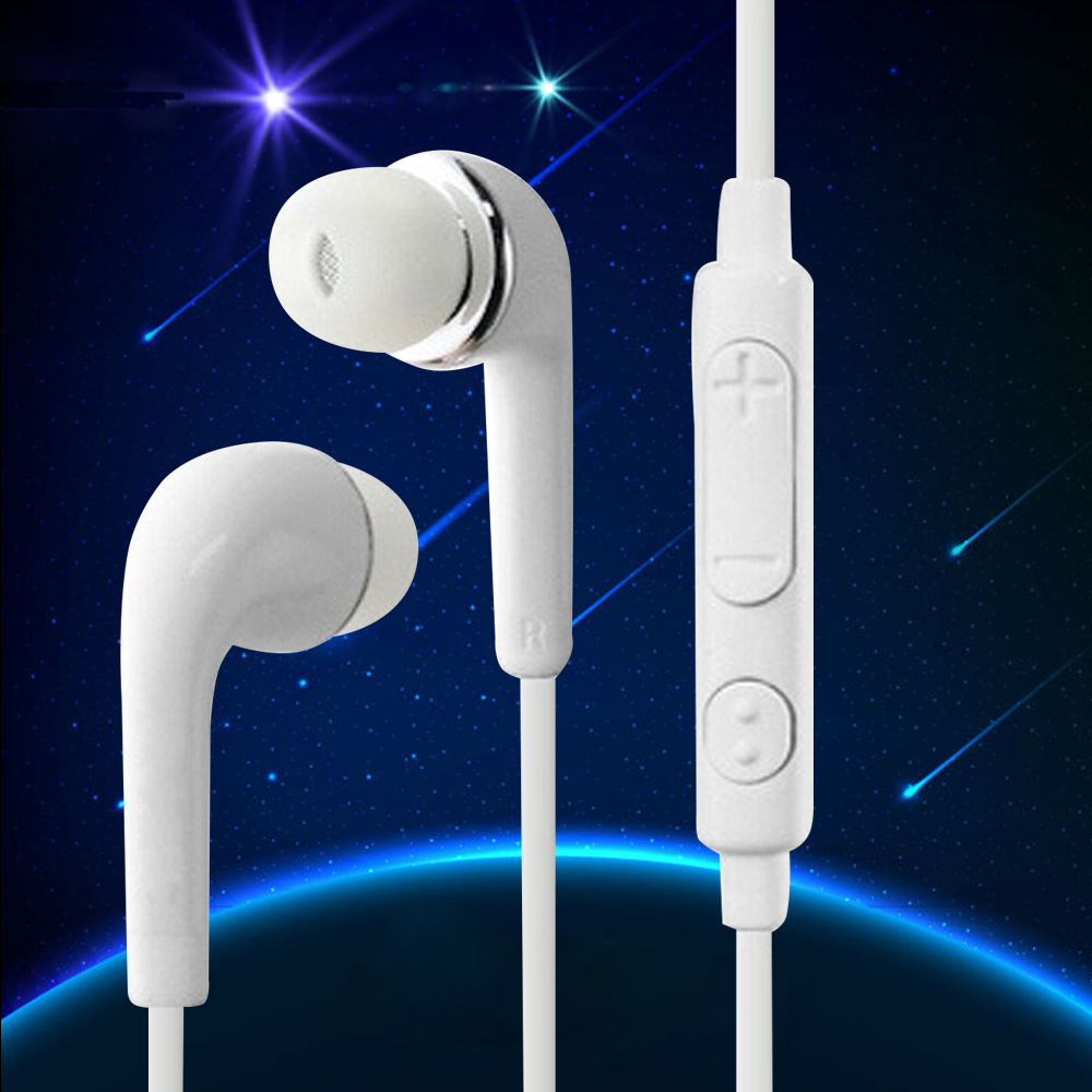 3.5MM In-ear Headset Wired headphones Earphone Noise Cancelling fone de ouvido with microphone For Xiaomi iPhone Samsung Mp3/Mp4 wireless bluetooth headset mini business headphones noise cancelling earphone hands free with microphone for iphone 7 6s samsung