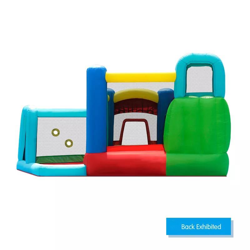 HTB17614PFXXXXXHaXXXq6xXFXXXn - Mr. Fun Animal World Cup Inflatable Trampoline Bounce House with Kids Slide Playhouse with Blower