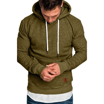 ISHOW hoodies Male Long Sleeve 1