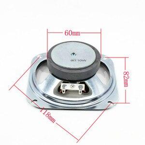 Image 5 - Tenghong 1pcs 4 Inch Portable Audio Speaker 8Ohm 10W 102MM Transparent Waterproof Speaker Unit Anti theft Electronic Loudspeaker