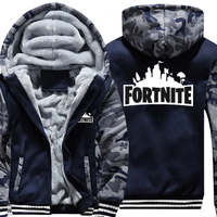 Boys Clothes Winter Super Warm Hoodies Sweatshirts Thick Fleece Teenage Boys Camouflage Jackets Velvet Kids Coats 15 20