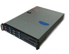 Новый 2UGX2006 Hot Plug, 6 дисков коробку сервера, промышленного управления коробка для хранения, горячая SATA3 объединительной платы