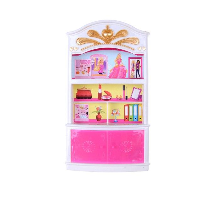 US $2.18 16% OFF|1Pcs Wardrobe Storage Cabinet Garderob Lockers Princess  Bedroom Drawer Locker Kids Doll Furniture Toy-in Dolls Accessories from  Toys ...
