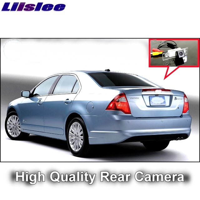 Liislee Car Camera For Ford Fusion 2002 2017 High Quality Rear View Back Up Reversing