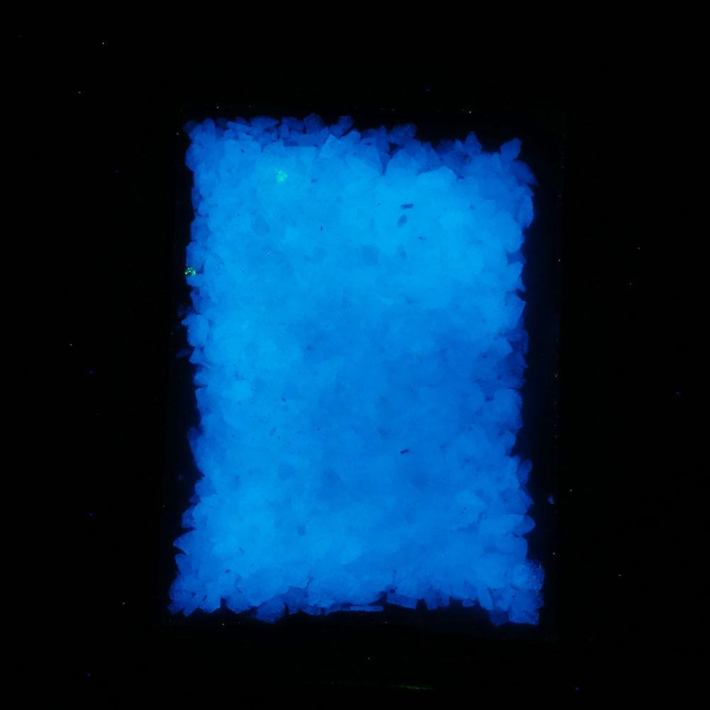 10 г светящийся песочный светильник, коллекция декораций песка, красивые, для защиты окружающей среды, хобби, сделай сам, крутая звезда, светящийся песок - Цвет: sky blue