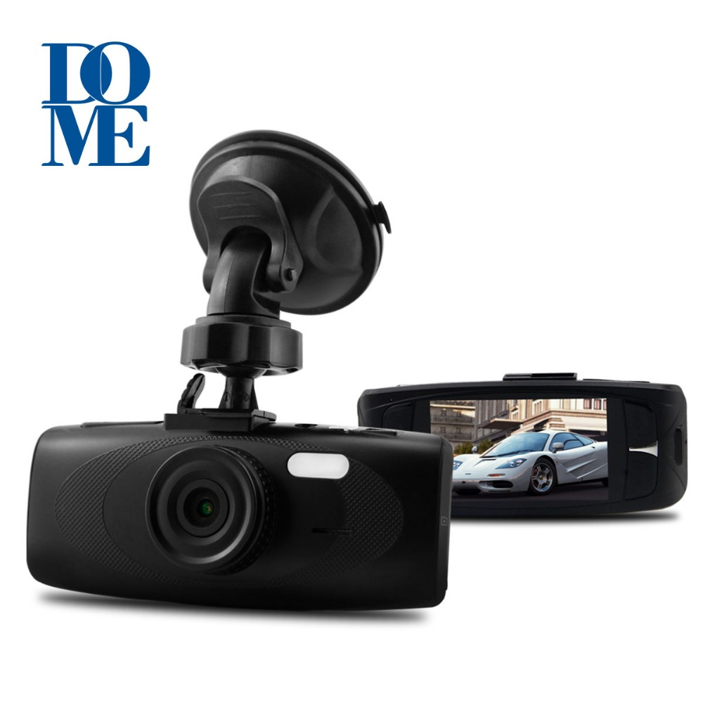 ФОТО Car Camera Generalplus Chipset Car Dvr Full HD 1080p 2.7 Inch Lcd G-sensor H.264 WDR Car Video Recorder Dash Cam G1WHT H15