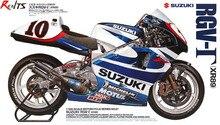 RealTS Tamiya Model Kit RGV 1 XR89 Motobike 1 12 Scale 14081 New