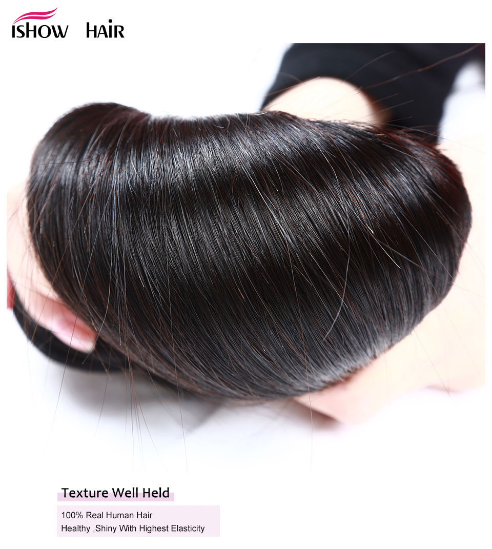Straight Hair Weave 24