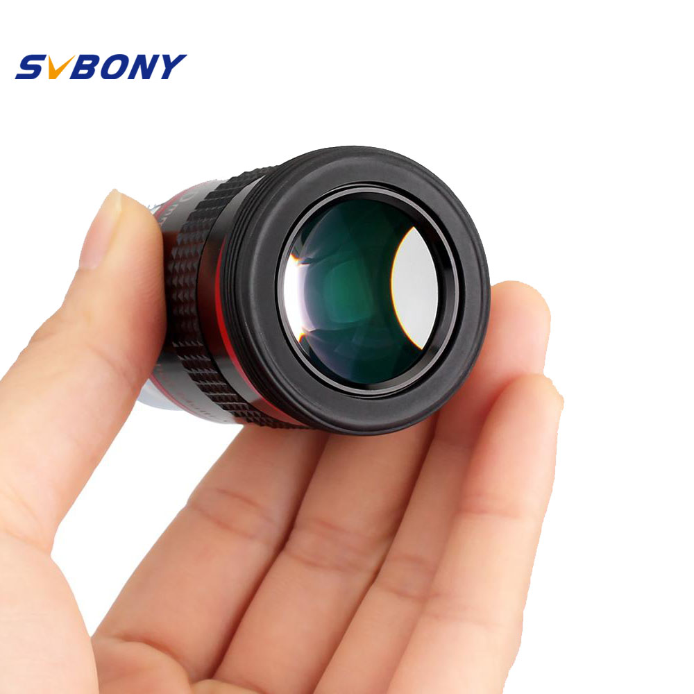 4 pcs/set Eyepiece Kit FMC 1.25″ 68 Degree Ultra Wide Angle 6/9/15/20mm for Astronomical Telescope Monocular Hot F9150A