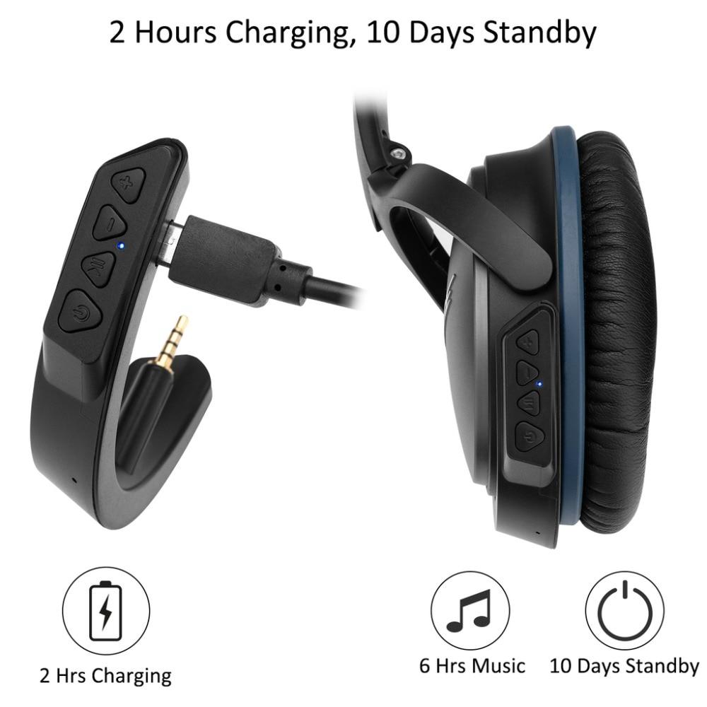 Wireless Bluetooth Adapter for Bose QC 25 QuietComfort 25 Headphones (QC25) 4