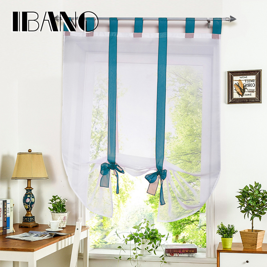 New tulle curtains european kitchen curtains home wave for Balcony curtains
