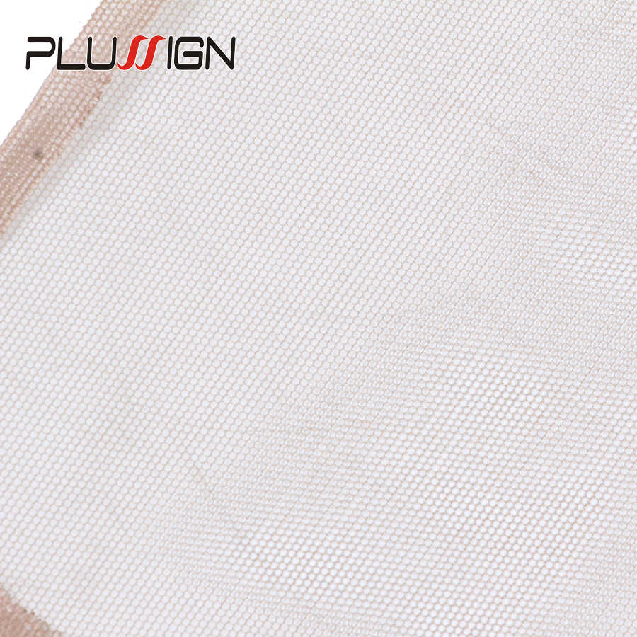 5 stil kapatma Net malzeme peruk yapımı için profesyonel Plussign Net dantel peruk İsviçre dantel Net taban peruk ağları 4*4 5*5 13*4