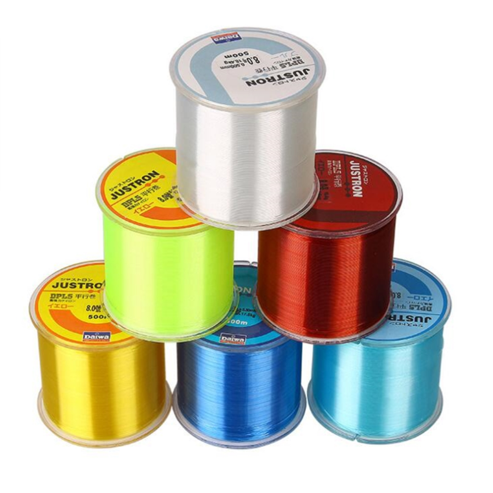 Fishing-Line Spool Monofilament Daiwa-Thread Nylon Japanese Durable 500m Rock Sea Bulk