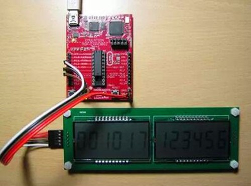 Tm1638 LED key 8 veces 7-segmento visualización sonda led display módulo Arduino