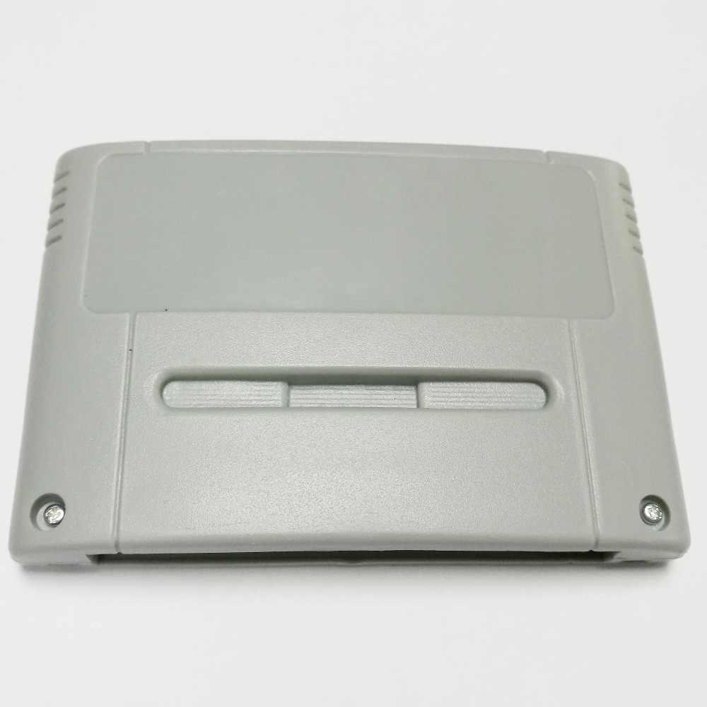 16 бит супер когда-либо флэш-накопитель флэш картридж видео игровая консоль игра флэш-карта Plug & Play для S F C/SNES игровая Карта