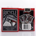 1 DECK Bicycle Tragic Royalty Standard Poker Playing Cards tragicroyalty deck Brand New Deck Magic Cards MagicTricks props 81217