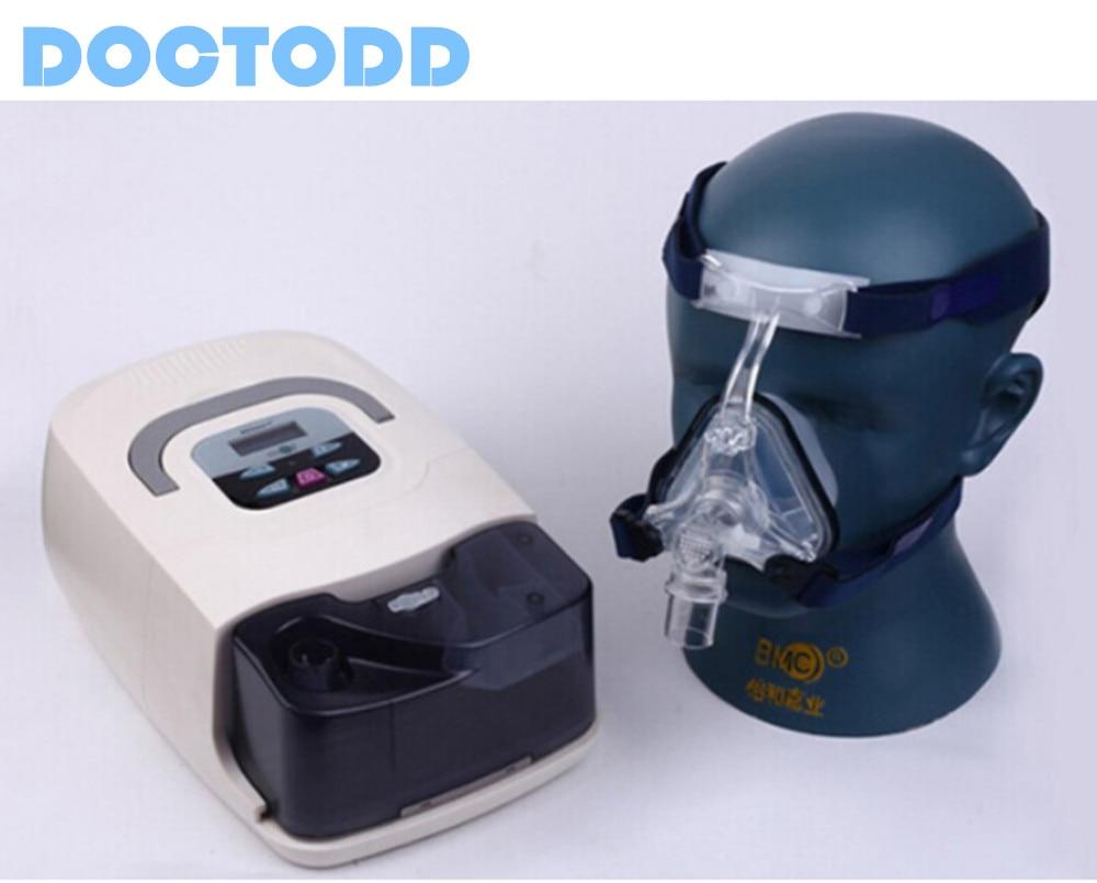 Doctodd GI CPAP CE Approuvé PAR LA FDA CPAP Machine Pour LA MPOC Anti Ronflement CPAP Respiratoires du Sommeil Aidant CPAP Respirateur Ventilateur