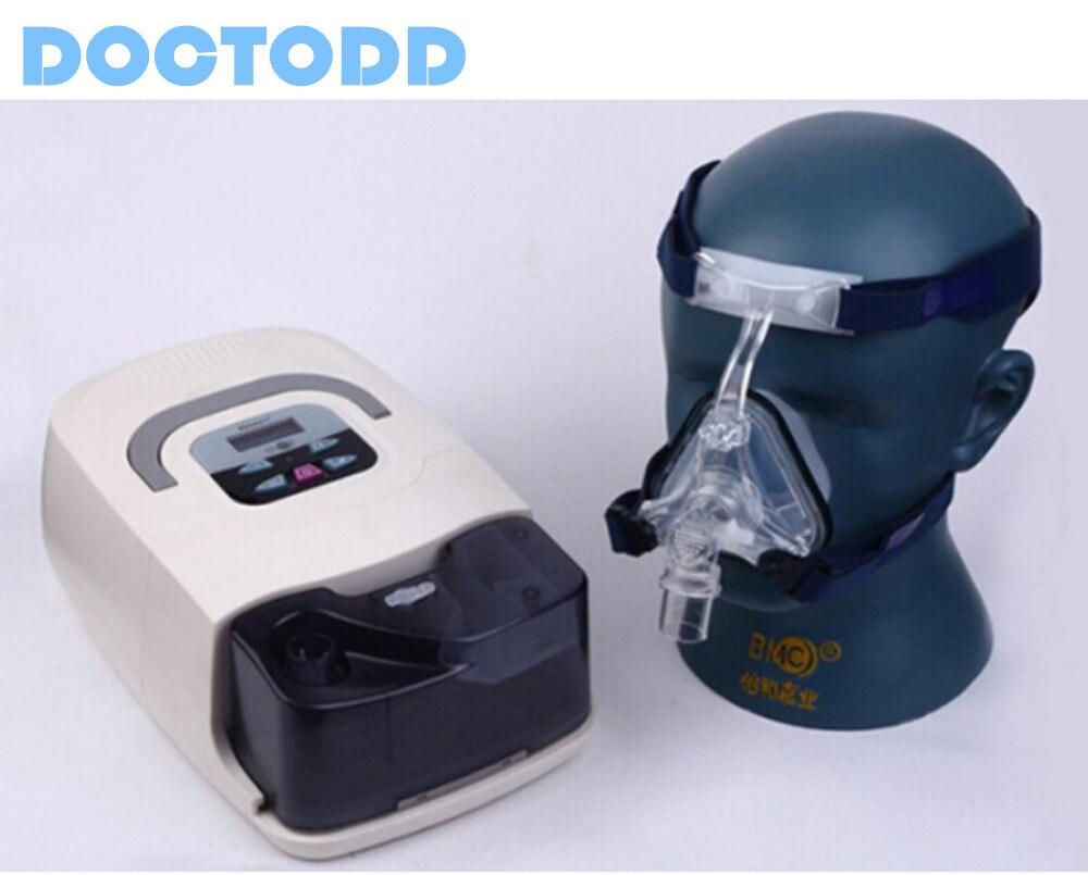 Doctodd GI Máquina de CPAP CPAP CE Aprovado Pela FDA Para A DPOC Anti Ronco Respirador Respiração Dormir Auxiliando o CPAP CPAP Ventilador