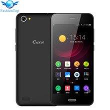 Gretel A7 4,7 Zoll Handy Android 6.0 MT6580 Quad Core1 GB RAM 8 GB ROM 3G Smartphone 8,0 MP Kamera Dual SIM GPS Handy