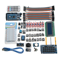 40Pcs MEGA2560 R3 40 Sensor Modules Starter Kit IIC 20X4 2004 LCD Display for A rduino Sensors with Breadboard