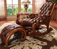 Stile europeo francese Lounge Chair per luxury mobili camera da letto cama mobili per la casa mebel estofadas foshan penteadeira