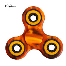 Tri-Spinner Fidget Hand Spinner Camouflage Multi-Color, EDC Focus Toys For Kids & Adults hand spinner Toys May 22
