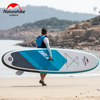 Brand NatureHike Sup paddle surfboard adult professional water skiing board standing paddle board inflatable boat aid kits
