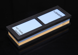 Image 5 - Adaee Russia Favourite Double Sides Sharpening Stone 2000 5000 Grit For Pruning Shear With Size 7.1*2.4*1.1