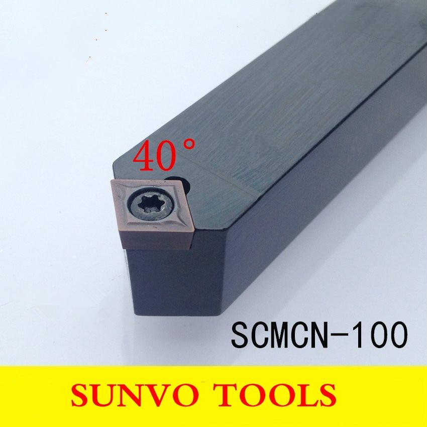 40 Angle SCMCN1212H09 SCMCN1616H09 SCMCN2525M09 SCMCN2020K09 SCMCN2020K12 SCMCN2525M12 SCMCN1010H06 CNC Turning SCGCR SCGCL