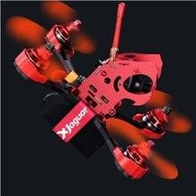 FLYPRO XJaguar 190 MM SP Racing Regulador de Vuelo con 600TVL Cámara de Carreras Marco Drone F3 Kit (Sin Montar)
