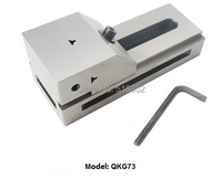 QKG73 Precision Tool Vises / High Precision Fast Moving Parallel jaw Vice Jig Tools for EDM Wire Cutting Machine, Grinding