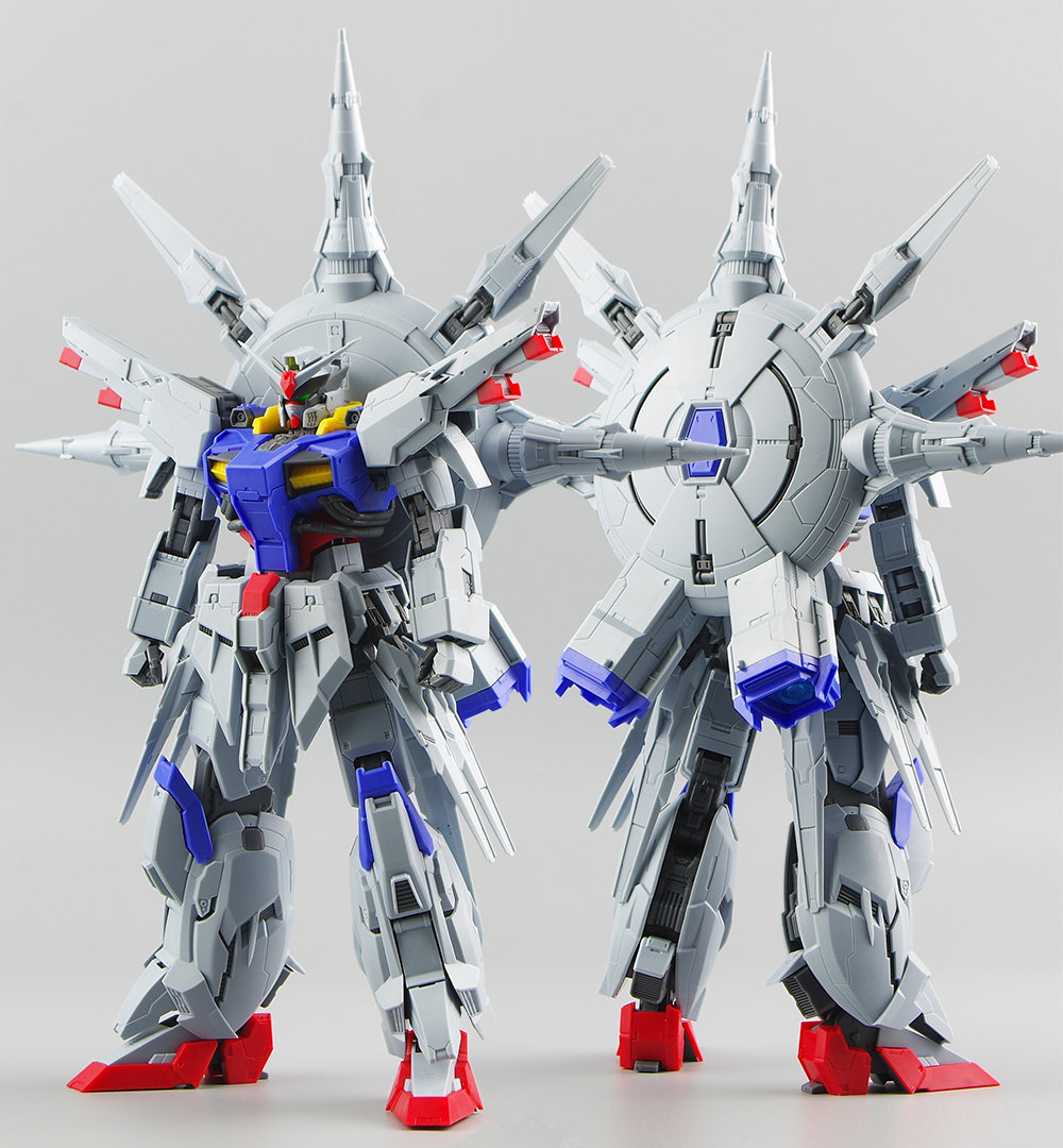DevilArts DA Model ZAFT ZGMF X13A SEED MG 1/100 PROVIDENCE Gundam Ver.SUN-in Action & Toy Figures from Toys & Hobbies    2