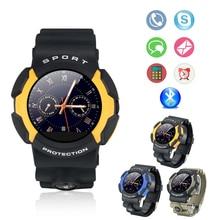 Floveme ip67 wasserdichte bluetooth smart watch schrittzähler männer sportuhr ekg dfü anrufen sms sync smartwatch für android ios reloje
