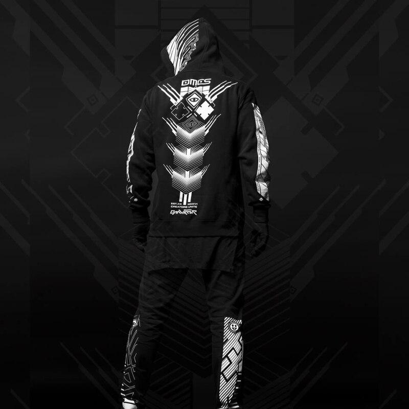 Men Hoodie Sweatshirt Tracksuit Jacket (16)