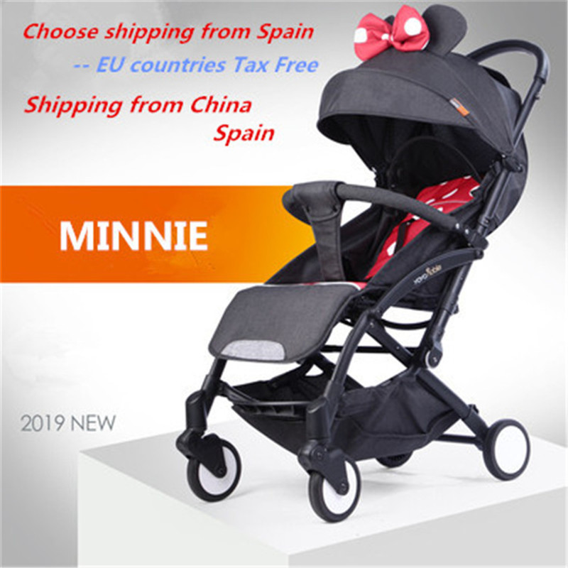 YOYAnoble Baby Stroller Trolley Portable Folding Baby Stroller Carriage poussete Lightweight light toy Stroller CarYOYAnoble Baby Stroller Trolley Portable Folding Baby Stroller Carriage poussete Lightweight light toy Stroller Car