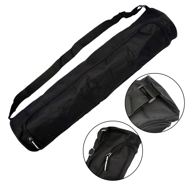 Waterproof Yoga Bag Multifunction Pocket Yoga Mat Bag Dance Mat Package Sports Knapsack Fitness Backpack Mat Case