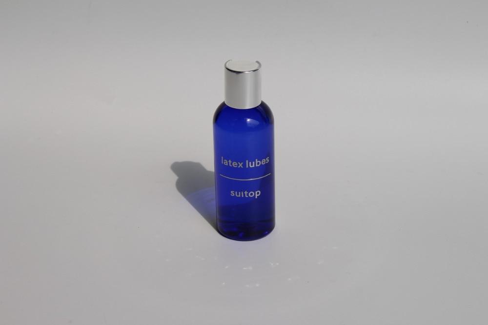 Латексные резиновые lubes 100 мл (lubes is clear) Силиконовое масло
