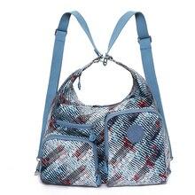 woman shoulder bags nylon solid fashion handbags bolsas femininas women messenger bags crossbody bag Ladies Travel Shopping Tote