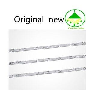 Image 2 - 6 pçs/set New100 % Lâmpada de retroiluminação LED tira para Skyworth 32E3000 5800 W32001 3P00 05 20024A 04A 7LED 605 milímetros