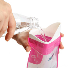 Outdoor 1 pcs Disposable Urinal Toilet Bag Camping Male Female Kids Adults Portable Emergency Pee Loading