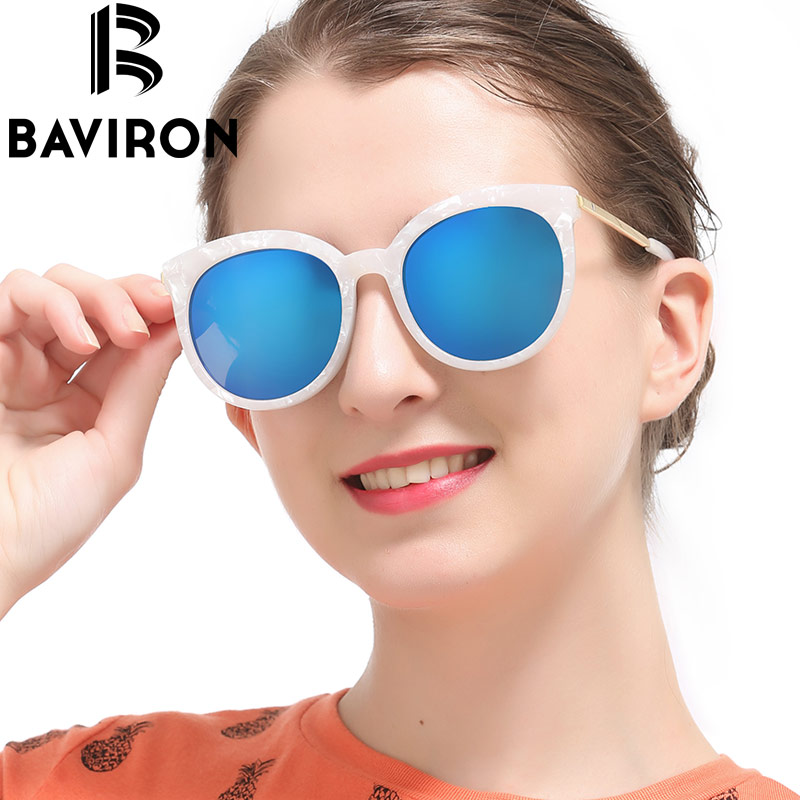 cheap stylish glasses e8ah  BAVIRON Marble Pattern Vintage Sunglasses Multi Injection Molded Plastic  Sun Glasses Tinted Polarized Glasses Look Stylish
