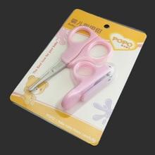 1 set lovely mini safe toddler baby nail clipper  finger scissor