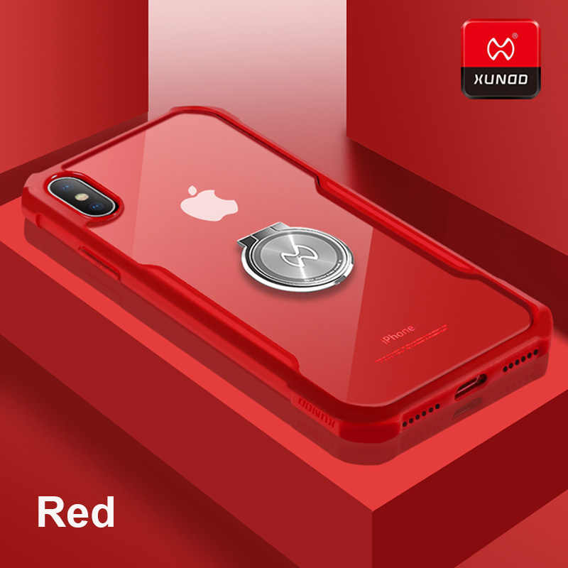Luxury For iPhone X Xs Max Xr 6S 7 8 Plus Phone with airbags Shockproof  Protective c88e986c7de7